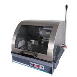 大型手动80金相切割机是如何切割金属材料的