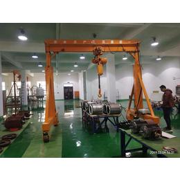 设计定做1吨到5吨悬臂吊 小型龙门吊 电动行车10吨16吨