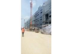 918博天堂钢铁与建筑厂房合作工地材料