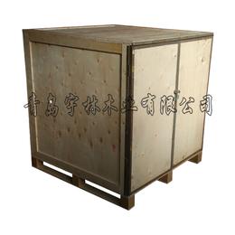 青岛木箱厂家定做尺寸机械万博manbetx官网登录出口包装厂家设计定做载重量大
