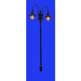 1.8m太阳能led庭院灯 led庭院灯 山西玉展装饰公司
