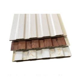 九江宾馆酒店KTV门头家装环保竹木纤维材料 生态木吊顶护墙板