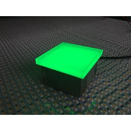 LED七彩地砖灯 LED地砖灯 物美价廉性价比