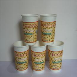 挚诚早餐豆浆纸杯 江西纸杯订制