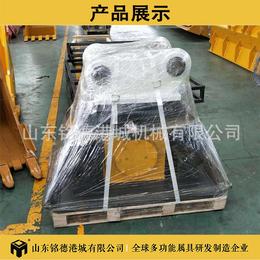 安阳徐工挖机液压夯土器 打夯机路面工程用夯实机械价格实惠