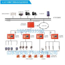 山东恒安厂家供应KJ616煤矿用顶板动态监测系统