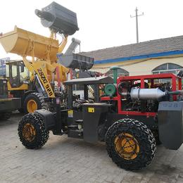 矿山用的小铲车隧道铲车挖隧道用的铲车动力大厂家直销