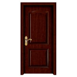 SL-1092黑胡桃实木烤漆门