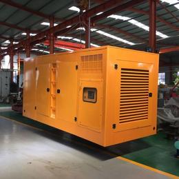 江西250kw千瓦低噪音天然气发电机组 静音箱燃气发电机