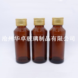 模制口服液瓶健康化生产标准 沧州华卓模制瓶报价