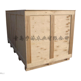 青岛免熏蒸胶合板木箱定做大小批发价出售
