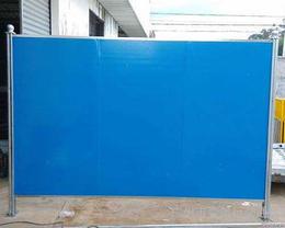 围挡板-山西华之旭光电公司-山西铁皮围挡板