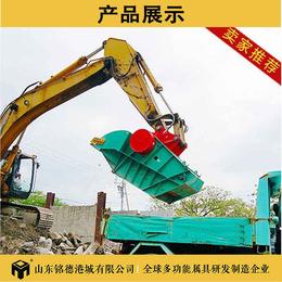 焦作大宇移动式石子机 混凝土破碎安全可靠