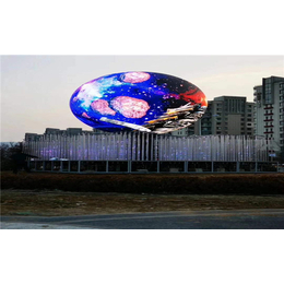 户外广告led显示屏-南京led显示屏-强彩光电厂家