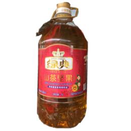 绿典山茶坚果油   5L