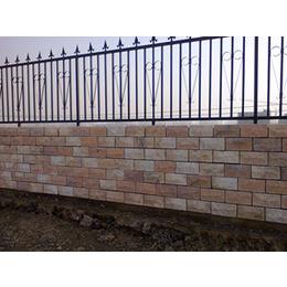 蘑菇砖 外墙砖装修效果图 复古时尚成为建筑外墙装饰主潮流