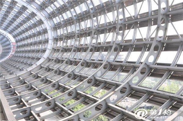 商丘钢结构展厅钢结构别墅轻钢别墅v展厅价格价格桥梁殷村图片