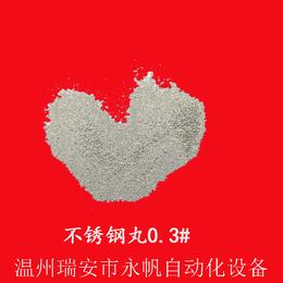 供应温州耐腐蚀不锈钢丸 不锈钢工件喷砂抛丸磨料