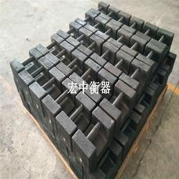 江苏南通25kg校准电子地磅砝码 20kg铸铁砝码