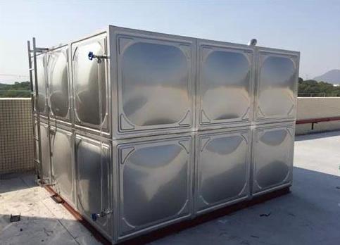 我国华东地区不锈钢水箱需求越来越大