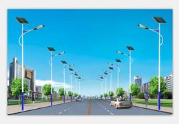 民和镇太阳能庭院灯-风光互补路灯欧可光电-太阳能庭院灯 感应