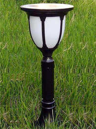 户外防水草坪灯 小区景点别墅装饰照明 保定利祥定制批发