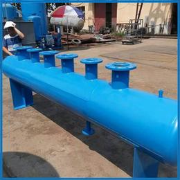 昊诚供应集水器厂家按图纸生产集水器型号全