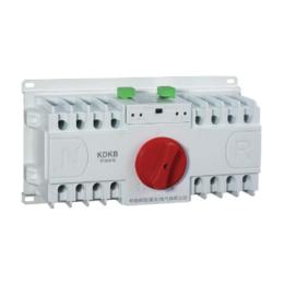 DQ1系列双电源自动转换开关
