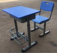 江西学生课桌椅批发厂家为什么都选用钢木课桌椅