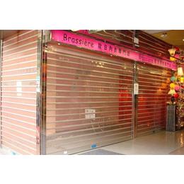 天津河北区卷帘门安装 天津定制商场水晶卷帘门精美设计