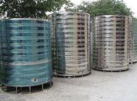 不锈钢保温水箱聚氨酯与橡塑材料区别