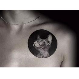 点刺ins风纹身图案