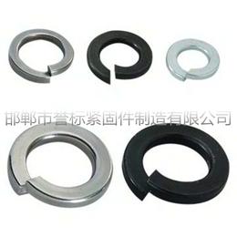 国标弹簧垫 M10弹簧垫价格 河北弹垫生产厂家 弹垫现货供应