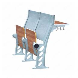厂家直销多媒体室课桌椅 会议教室排椅 实木学生阶梯教室