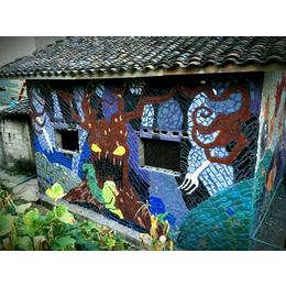 申达陶瓷(图) 陶瓷壁画厂家 厂家
