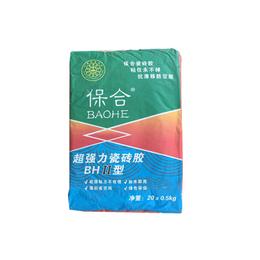 江门瓷砖胶价格 保合超强力型瓷砖胶厂家批发