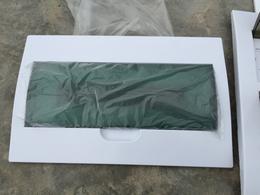 意延生产 梅兰型箱塑料面板 墨绿色 18回路 支架