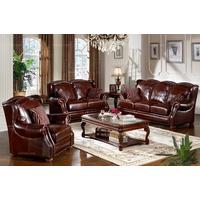 皮革沙发清洁保养的正确方法