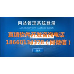 哈尔滨新互联网双轨制拆分盘直销系统模式
