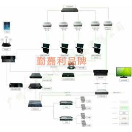重庆渝北超薄升降终端 无纸化会议系统 工程配套  升降话筒
