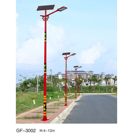 常熟6m太阳能路灯-6m太阳能路灯-光旭照明