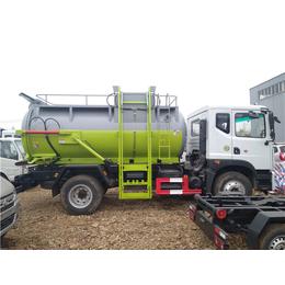 8吨泔水垃圾运输车厂家价格配置