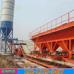 稳定土搅拌站 300型稳定土拌和站 公路专用稳定土拌和站