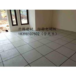 大英防静电地板陶瓷架空抗静电地板机房高架地板PVC静电地板