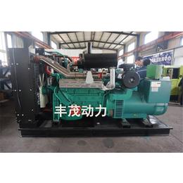潍坊300千瓦柴油发电机组选择原厂6126ZLD柴油机
