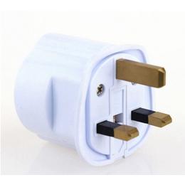 电器出口可定制转换插头德标转英标插头