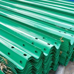 桂林圣高交通护栏板厂家直销道路两侧防撞挡车栏
