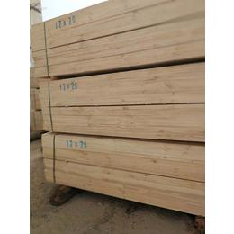 建筑方木、日照腾发木材、辐射松建筑方木生产厂家