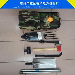 抢险救灾工具包 防汛应急装备  多用途组合工具包