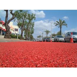 需要做彩色沥青路面的可以找我们上海专业地坪厂家